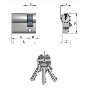 Mezzo cilindro Omec