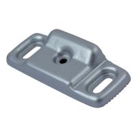 Incontro sormonto economico per maniglione antipanico porte alluminio