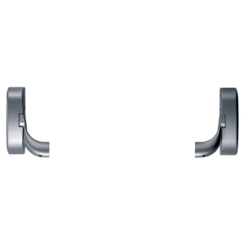 maniglione antipanico panama bar con serratura centrale 2 punti di chiusura