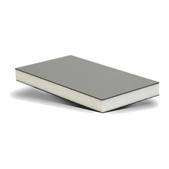 Pannello coibentato per esterno doppia lamiera alluminio