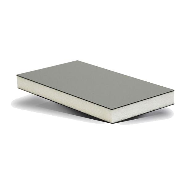 Pannello coibentato per esterno in alluminio unix service - Pannelli oscuranti finestre ...