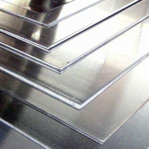 Lamiere in alluminio - Unix Service