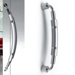 Maniglione per porta Serie Vesuvio Tropex Design