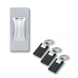 Lettore transponder per controllo accessi senza chiave per serrature motorizzate - Fuhr