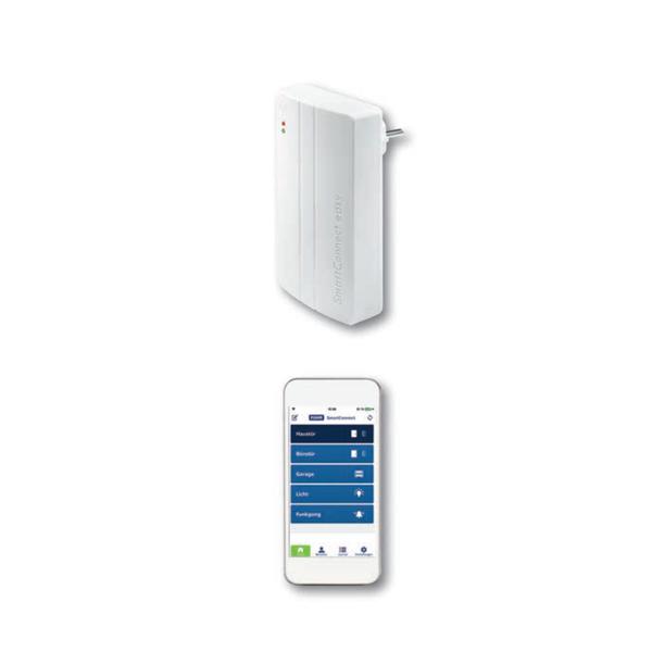 SmartConnect Easy - Ricevitore Wi-Fi per serrature motorizzate con app smartphone - Fuhr