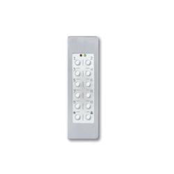 Tastiera numerica per apertura senza chiave per serrature motorizzate