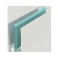 Pannelli sandwich in PVC e alluminio - Unix Service