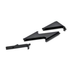 Sella reversibile persiana fissa alla genovese per ovalina 50x10 mm - Esinplast