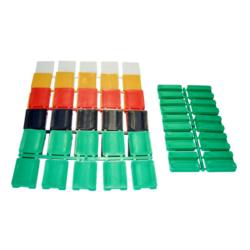 Spessori per vetro serramenti PVC