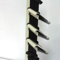Meccanismo per persiane a lamelle orientabili tipo Perla 70 a 18 elementi per camera anta da 35/36 mm - Teknalsystem