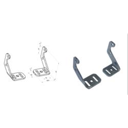Staffe fisse frontali per motore vasistas Nano