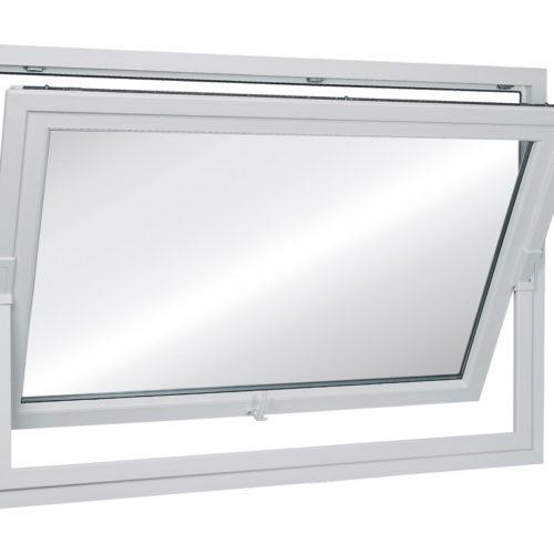 Sistema di apertura finestra a bilico Hautau Tornado